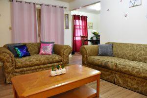 Elizabeth living room