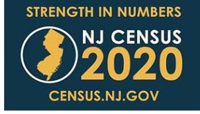 NJ Census Logo