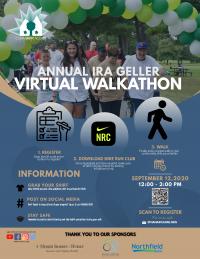 walk flyer