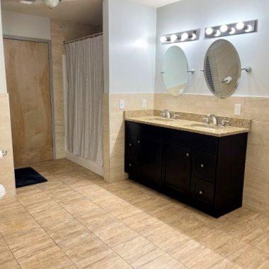Garwood bathroom