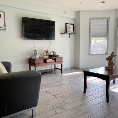 Garwood living room